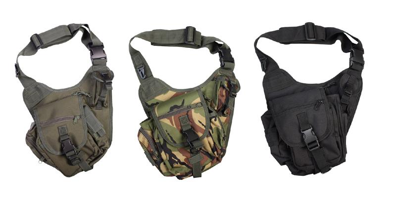 Kombat Tactical Shoulder Bag 93