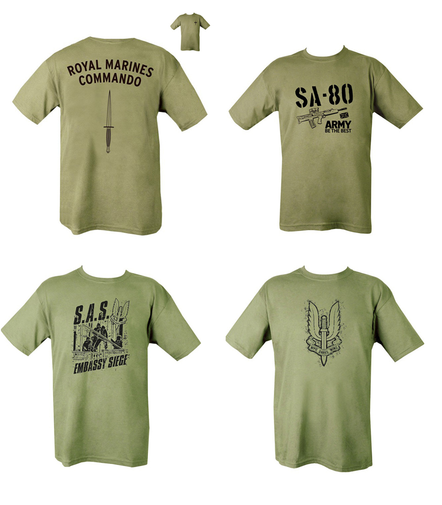 Marine T Shirt Designs