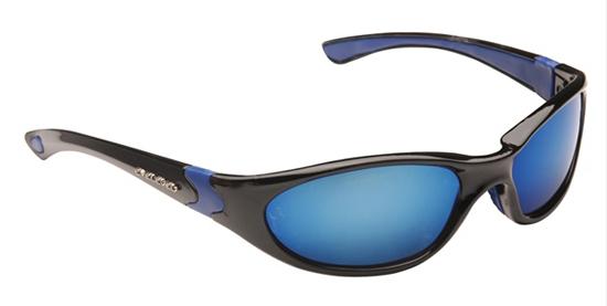 39770669d7 Mens Wrap Around Visor Sports Biker Sunglasses Black Blue Mirror Reflective  Case