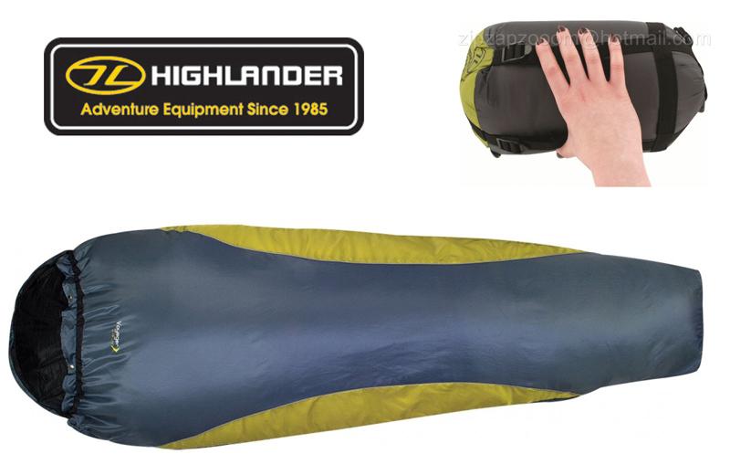 Highlander Voyager Ultra Compact Sleeping Bag