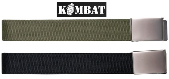 Army Combat Military Clasp Waist Utility British US Trouser Cargo Webbing Belt