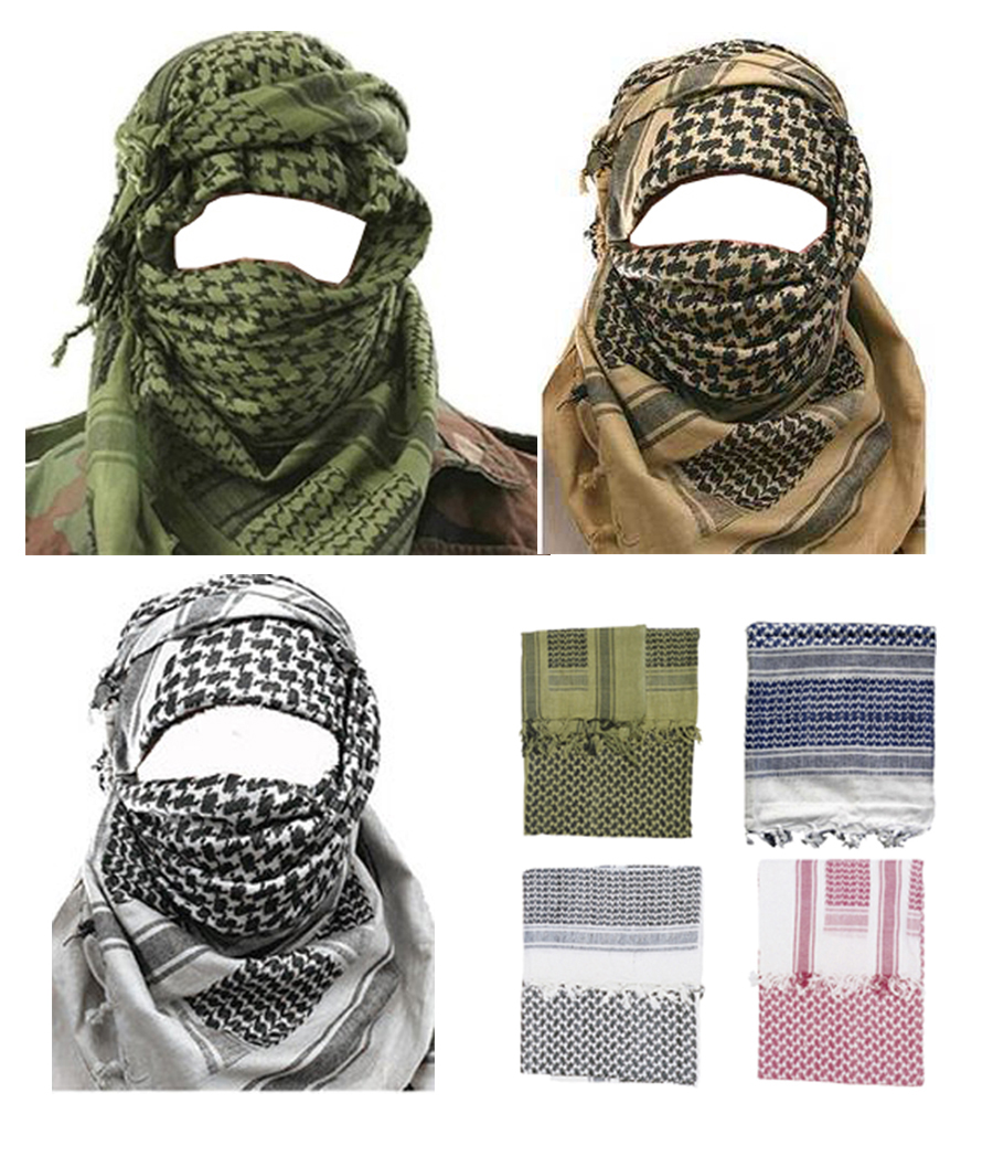 Details about Mens Army Military Desert Tactical Neck Head Wrap Combat Sun  Hat Shemagh Scarf ee40c0b06fa