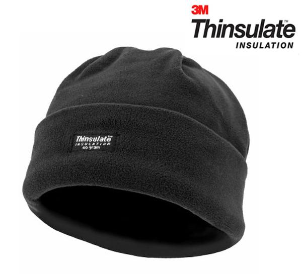 Thinsulate Benny Hat Black