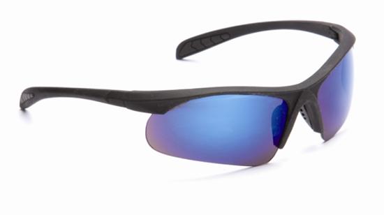 Mens Designer Wrap Around Visor Sports Biker Ski Leisure Red Sunglasses Mirror